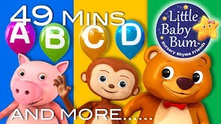 Little Baby Bum | Alphabet Party | Nursery Rhymes for Babies | Songs for Kids