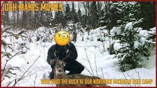 Northern Michigan Deer Camp 2018 who got the buck