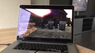 GTA V Tested with Xbox ONE and Windows 10 game streaming.