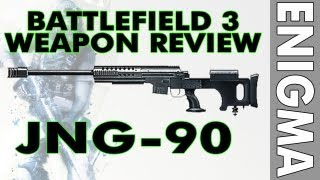 Battlefield 3 | JNG-90 Review by Sgt.Enigma