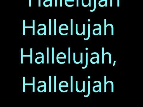 Hallelujah (Alexandra Burke Version) Karaoke with Back Up Vocals