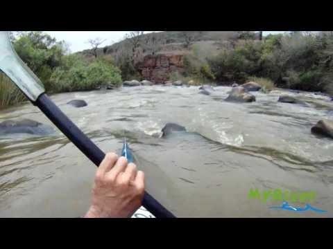 Rapid No.13 - Lowveld Croc Canoe Marathon