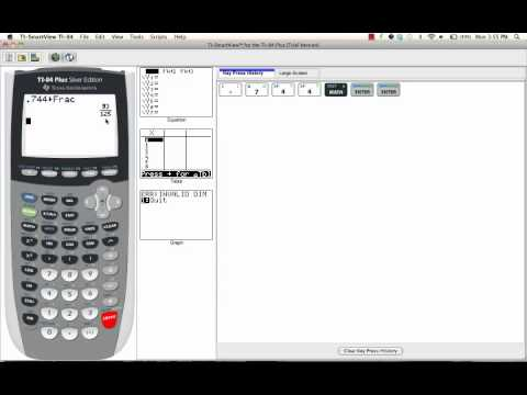Watch on How To Turn Decimal Into Fraction Calculator