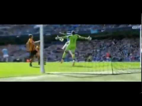 Cuplikan Gol Manchester City vs Hull City 2-0 | Liga Inggris 31-08-2013