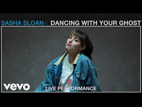 Sasha Sloan - Dancing With Your Ghost (Live Performance) | Vevo