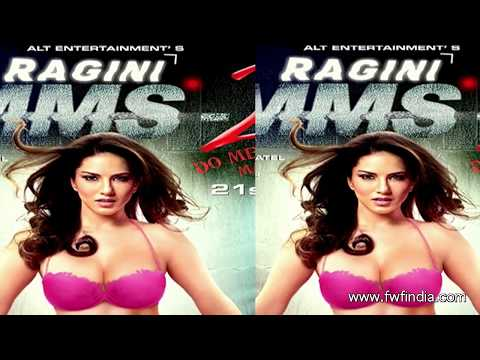 Sunny Leone's Topless Lake Scene In 'ragini Mms 2' | Uncensored video