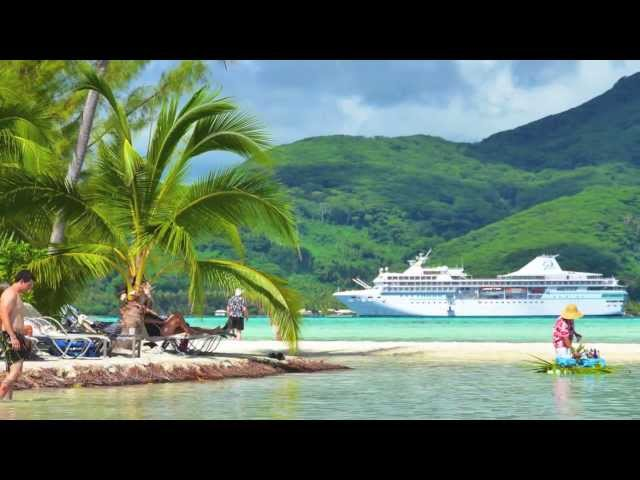 Paul Gauguin Cruises - Tahiti, Bora Bora, Society Islands