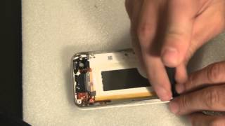 Disassembly Iphone 3g. Разборка Iphone 3g.  Замена задней крышки iphone 3g.