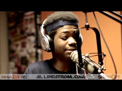 Astro Freestyle on Showoff Radio