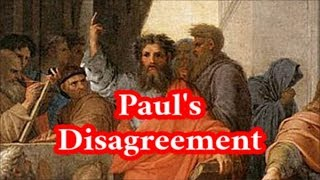 Video: Self-Appointed Apostle, Paul disagreed with Jesus 12 'Jewish' disciples - RTC