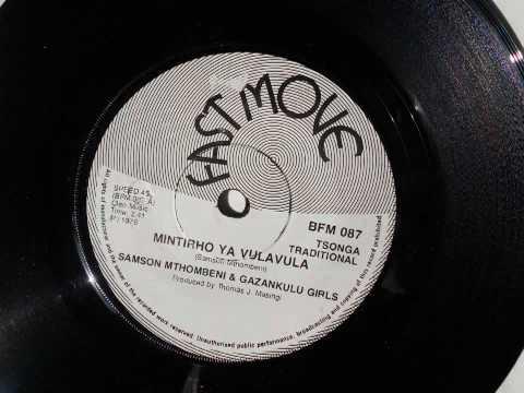 Samson Mtombeni & Gazankulu Girls - Mintirho Ya Vulavula (Tsonga...