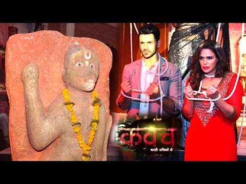 Kavach... Kaali Shaktiyon Se Serial Launch Full Video | Mona Singh, Maheck Chahal, Vivek Dahiya thumbnail