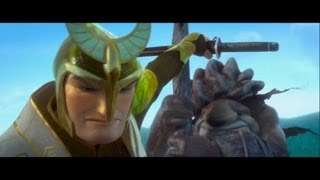 Bande-annonce Epic : La Bataille du Royaume Secret