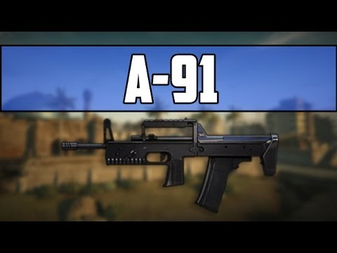 Battlefield Play4free A-91 Review/Commentary