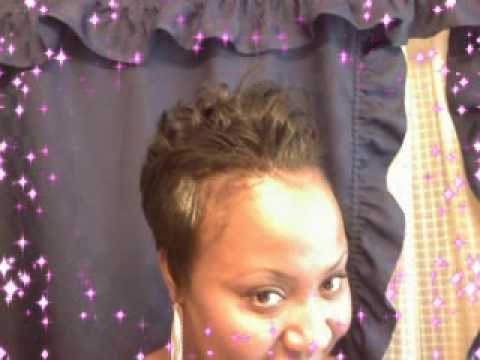 Malinda Williams Inspired Pixie Cut. Hairstyles, How to style a Pixie Cut