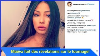 Les Marseillais Asian Tour: Maeva fait des révélations sur le tournage!