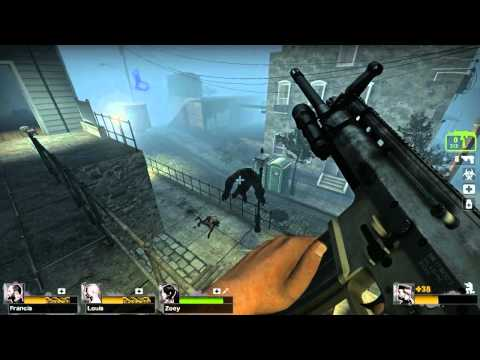 Left 4 Dead 2 - The Sacrifice Gameplay Pc Music Videos