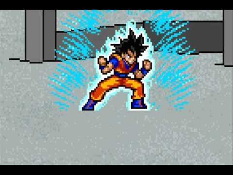 Super Smash Flash 2: Goku (Dragon Soul)