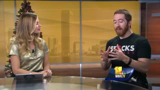Video: 11 Fitness expert talks about health goals for 2017