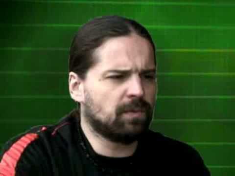 Andreas Kisser do Sepultura, tocando o Hino do São Paulo.