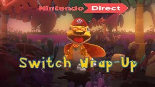 Nintendo Direct - Brotrio Switch wrap-up and discussion