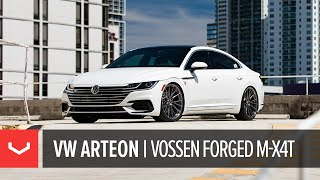 "2019 VW Arteon R-Line | Vossen Forged M-X4T 21"" Wheels"