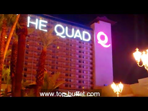 Quad Part 1 (Environment):  Cheap Vegas Hotels on the Strip.