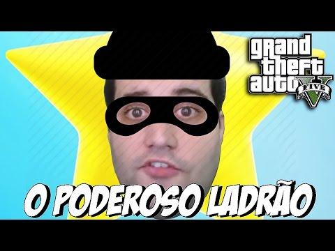GTA V - DAVY JONES. O PODEROSO LADRÃO