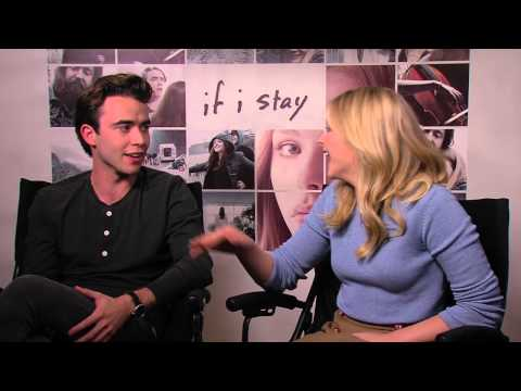 IF I STAY Interview: Chloe Grace Moretz and Jamie Blackley