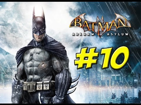 Batman: Arkham Asylum Part 10 with Mike! - YoVideogames
