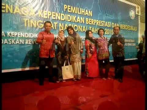 Guru SMP Berprestasi Tingkat Nasional 2015  Document I Made Priyana Ginada   Bali
