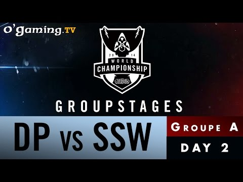 World Championship 2014 - Groupstages - Groupe A - DP vs SSW