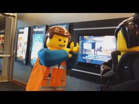 The Lego Movie Premiere Presented by Legoland Florida