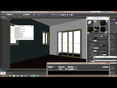Part 6- Background Image Tutorial in 3ds max