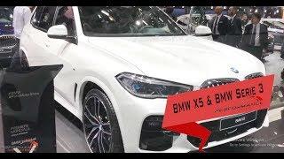 2019 BMW X5 & BMW Serie 3 Berline Review Exterior and  Interior | Performance Autocar