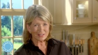 How-to Cook Pasta - Martha Stewarts Cooking School