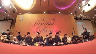 Al-maulid Sri Haqqani - Ya Robbi Solli 'Alan Nabi @ Menara Felda