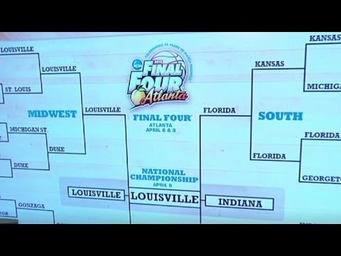 Numbers guy Nate Silver predicts March Madness