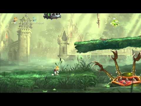 5. Rayman Legends - Ubisoft E3 2012 Press Conference