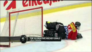 TSN Top 10 Creative Hockey Goals