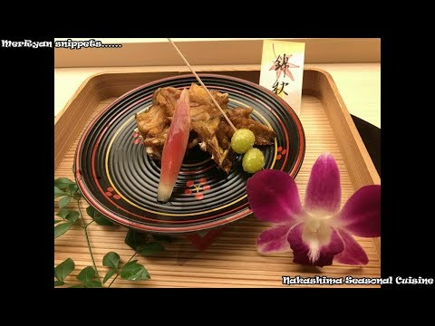 Most worth-it 3-star Michelin Restaurant! Nakashima Seasonal Cuisine なかしま | Hiroshima Japan Guide