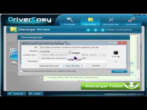 Como acelerar las descargas del Driver Easy al maximo ¡¡¡ 2013