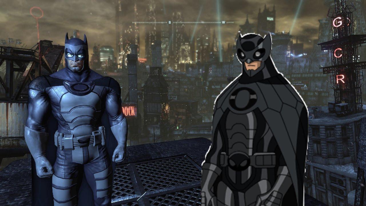 Batman Arkham City Owlman Mod  Owlman