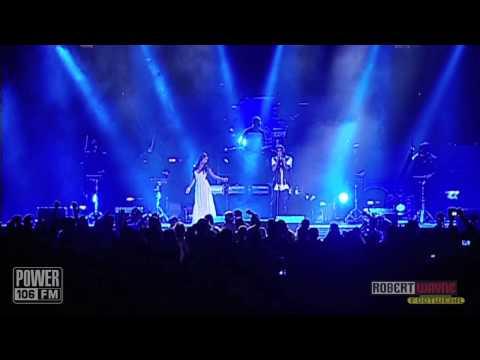 Jhene Aiko - Beware (feat. Big Sean) (Live @ PowerHouse, 2013)