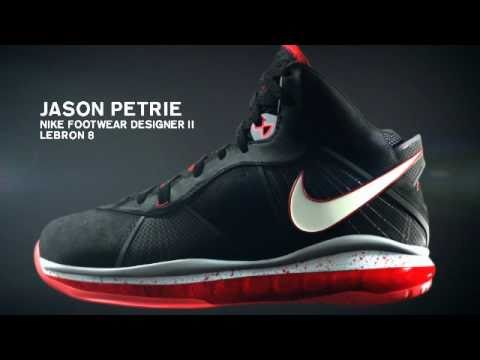 Nike Air Max LeBron VIII (LeBron James)