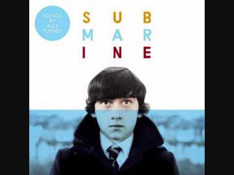 Alex Turner- Piledriver Waltz- Submarine with lyrics