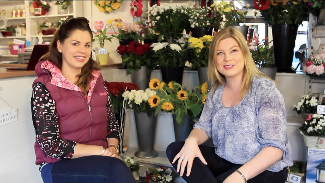 Balla Florists Interview by wedding singer Sinead Nic Gabhan