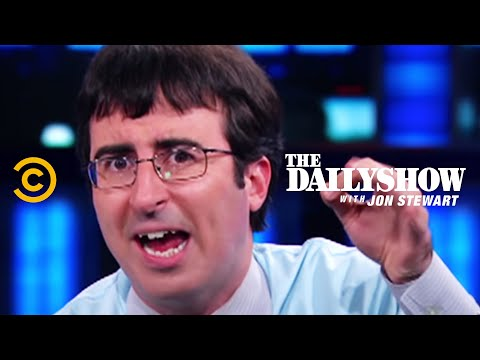 The Daily Show: The Best of John Oliver