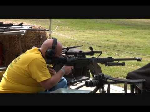 Barrett M82 50 Caliber Sniper Rifle