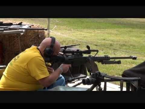 Barrett M82 50 Caliber Sniper Rifle
